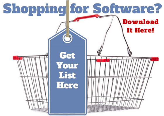 Download your free software for non profit list here!