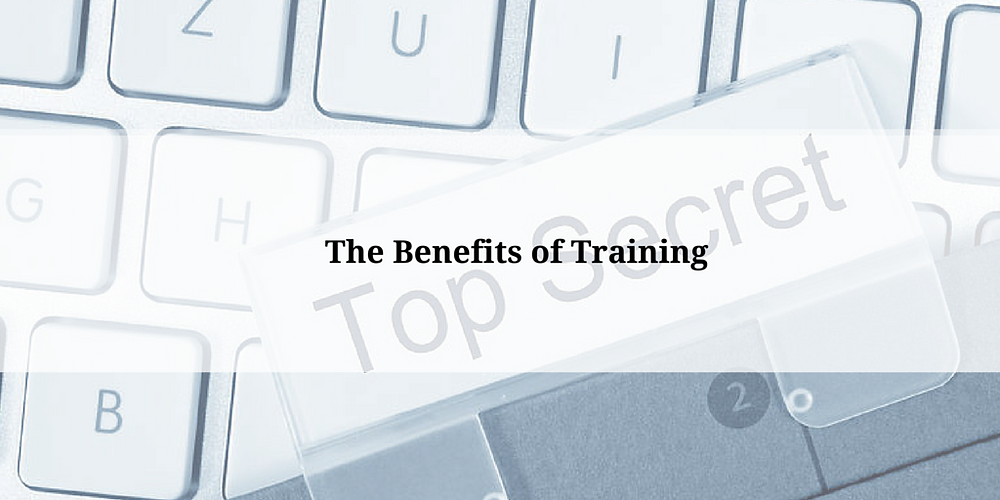 Happy Software Customers are usually trained customers.  We outline benefits and type of software training options.