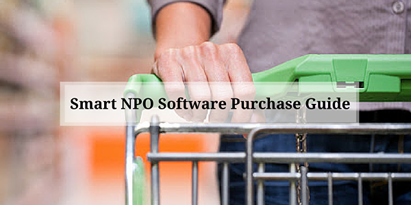 NPO CRM Software Options and Lists