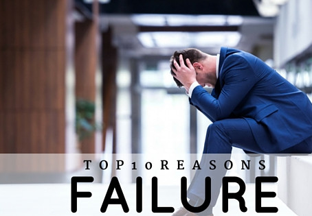 Top 10 Reasons For Failure with Nonprofit Software