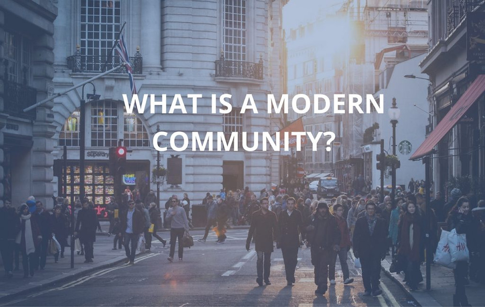 Community Software for a Modern Community