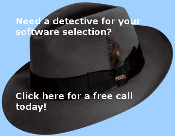 You need a detective in Nonprofit Software Searches?