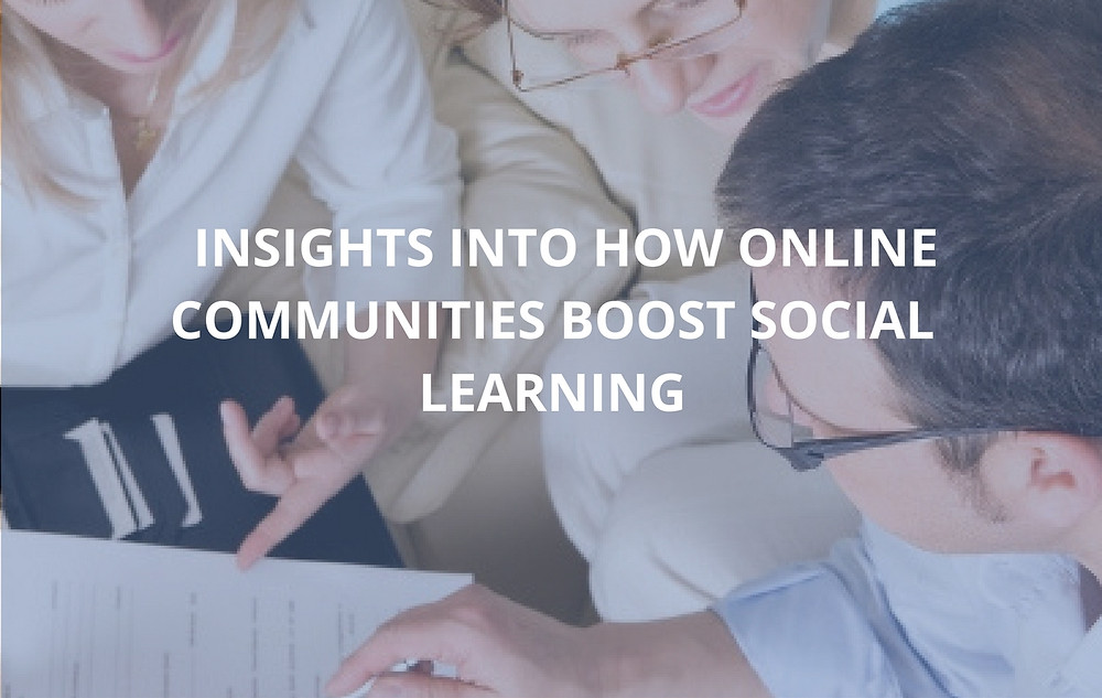 Social Learning Concepts in Associations