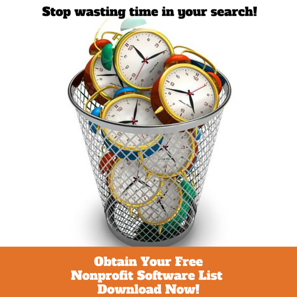 Obtain a Free Software List for Nonprofits