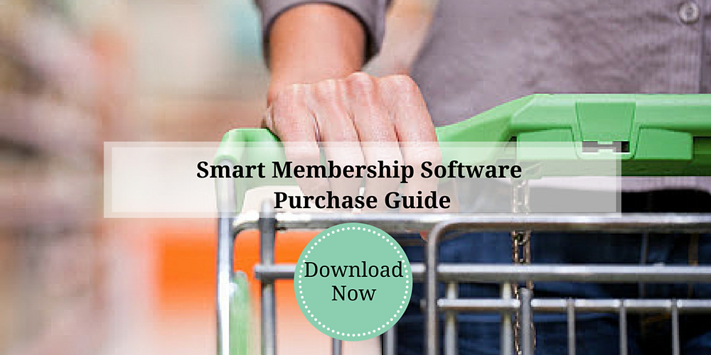 Free Membership Software Purchase Guide for Nonprofits