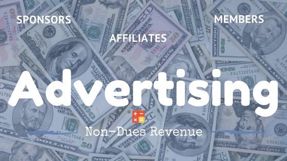 Non-Dues Revenue with Online Community Software