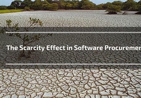 How Scarcity Can Impact Nonprofit Software Procurement