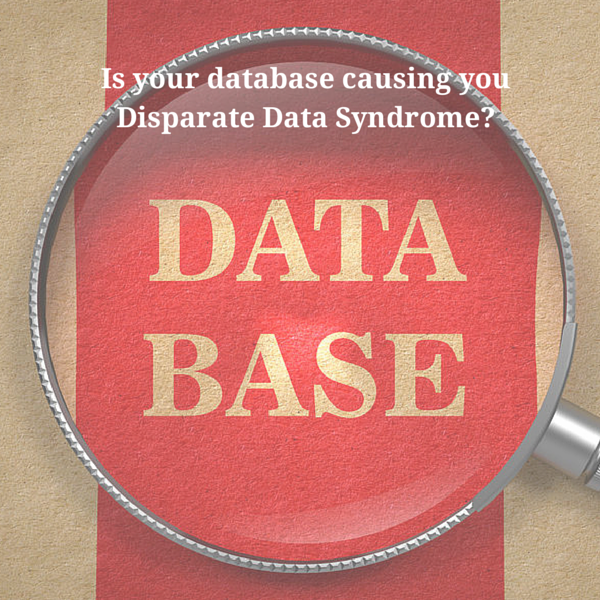Is your nonprofit database a problem?