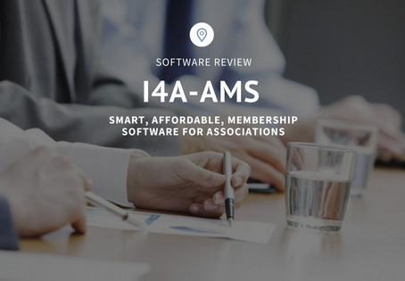 i4a AMS Membership Software Review