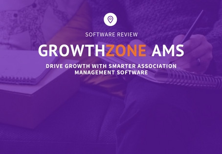 GrowthZone AMS Software Review