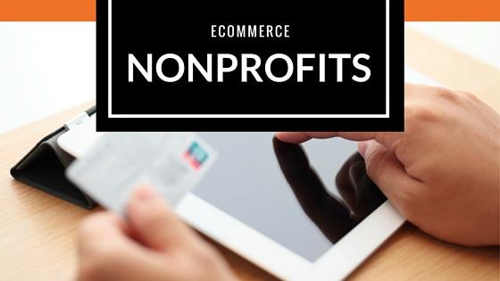 nonprofit ecommerce transactions