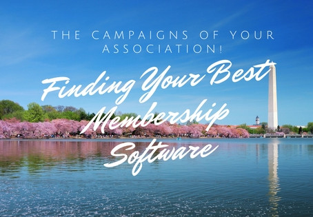 The Campaign In Your Association's Backyard