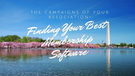 Membership Software Campaigns