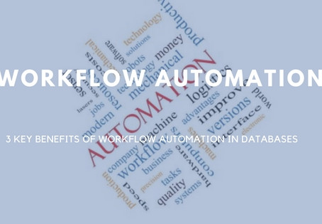 How Workflow Automation May Bring Your Database To Life