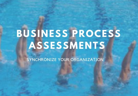 How To Synchronize With Business Process Asssessments for Your Nonprofit