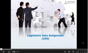 LDA Video on YouTube