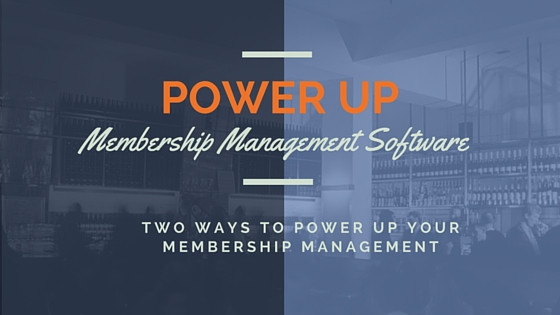Membership Management Software Power
