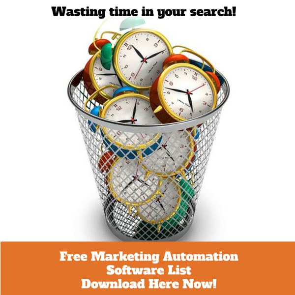 The Best Marketing Automation Software for Nonprofits List