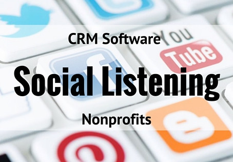 Social CRM: Are You Listening to Your Constituents?