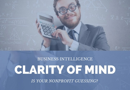 Why Your Nonprofit Needs Business Intelligence
