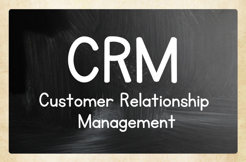 Good Fundraising Software is CRM