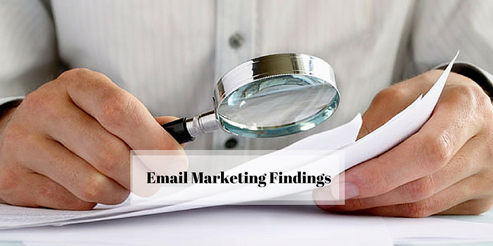 2015 Email Marketing benchmark report findings