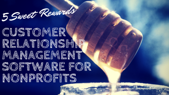 CRM for Nonprofit can be a sweet reward for not only staff but your members and donors.