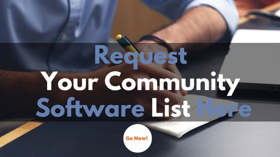 community software list