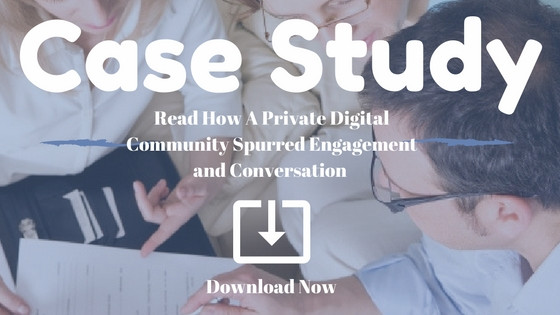 Community Software for social engagement in modern communities
