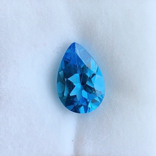 6.71ct Swiss Blue Topaz