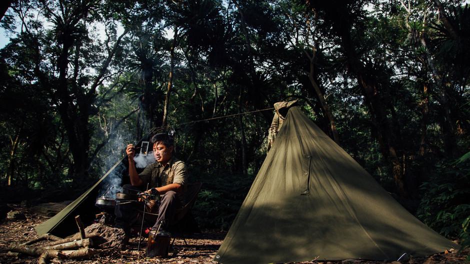 秘境尋蹤:體現荒野山林的悍將精神