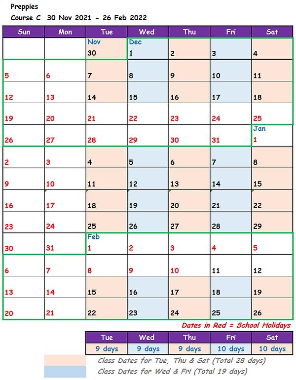 Preppies Course C Calendar 2021-22.png