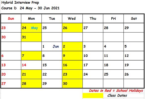 Hybrid Course D Calendar.png