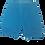 Thumbnail: Shorts Azul Claro Bebê Canelado Liso -Kappes