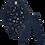 Thumbnail: Conj Body ML Azul Marinho + Body MC Hipopótamo +Tênis Cinza + 3 Pares de Meias