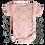 Thumbnail: Body bebê Manga Curta Estampado Ursinho - Flaphy