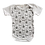 Thumbnail: Body bebê Manga Curta Estampado Gatinho e bola de lã- Flaphy