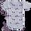 Thumbnail: Body bebê Manga Curta Estampado Panda - Flaphy