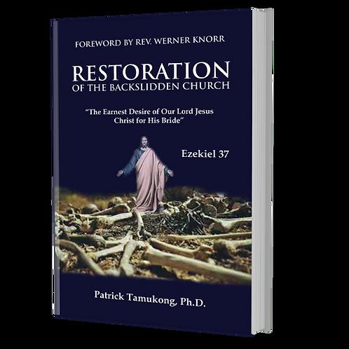 Restoration in a Backslidden Church