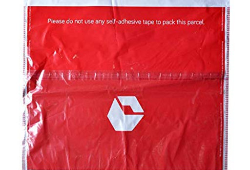 Snapdeal Courier Bag with POD (10X12 inch) (Address pouch)
