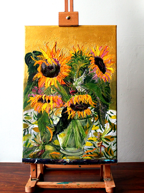 The Sunflowers and the faeries.