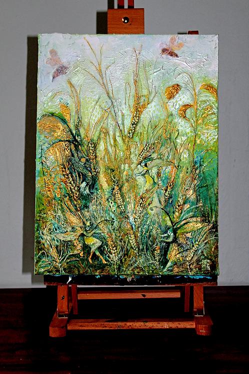 The Barley Faeries.