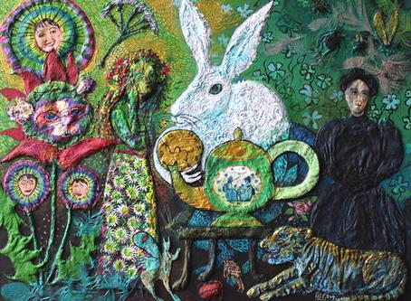 Lorina and the White Rabbit.
