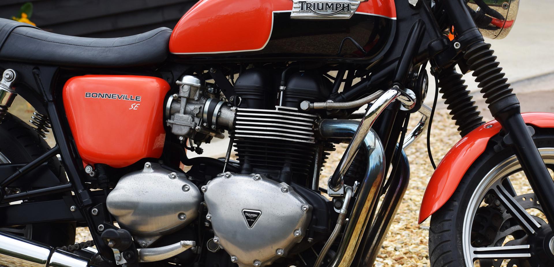 Triumph Bonneville T100 SE For Sale