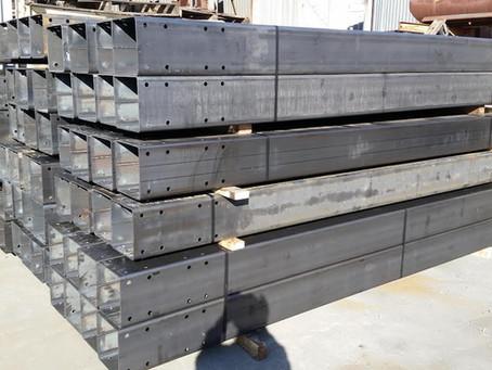 Structural Columns for Platform