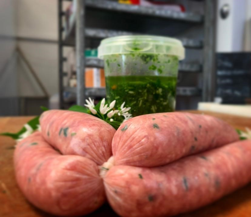 Garlic Sausages & Pesto.jpg