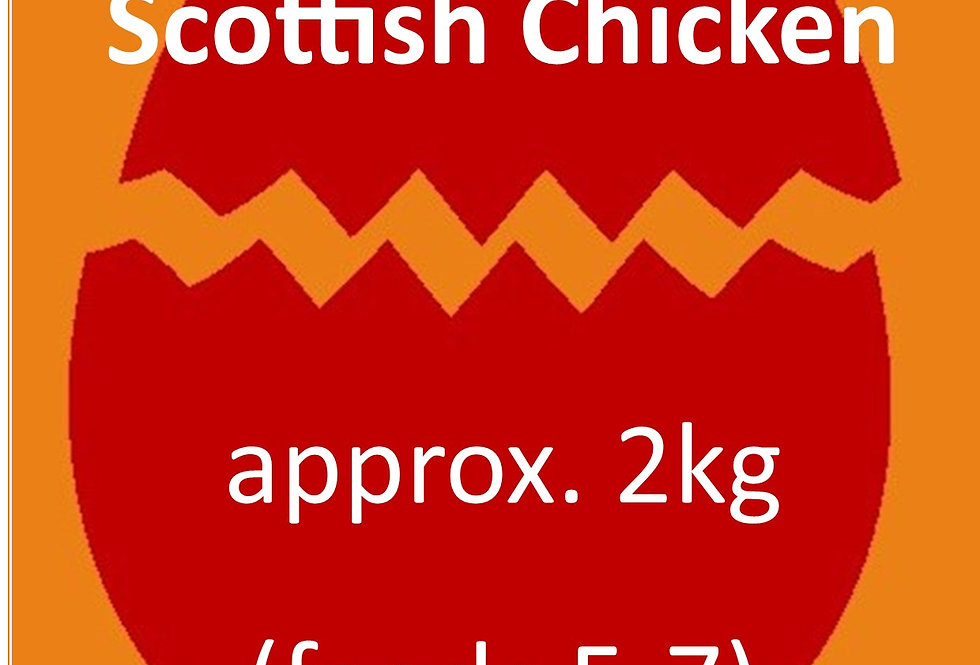 Free Range Scottish Chicken