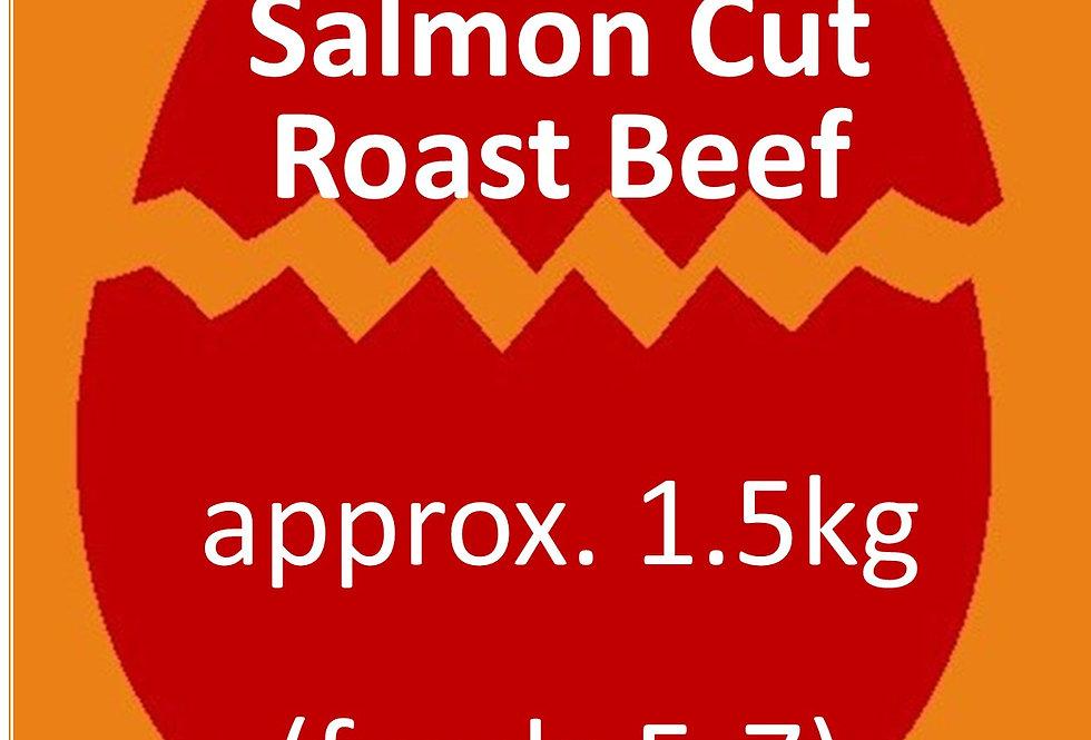 Scotch Salmon Cut Roast Beef