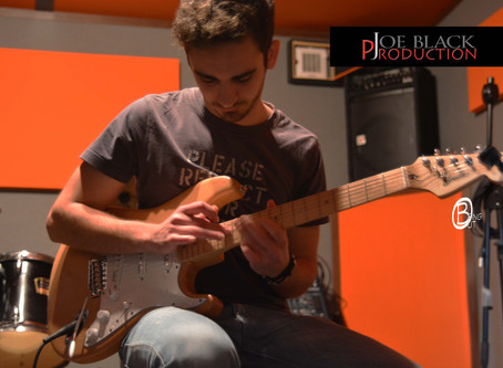 Coming soon... i virtuosismi jazz della chitarra di Simone Basile