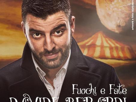 Fuochi e Fate, è in distribuzione l'ultimo cd di Davide Berardi